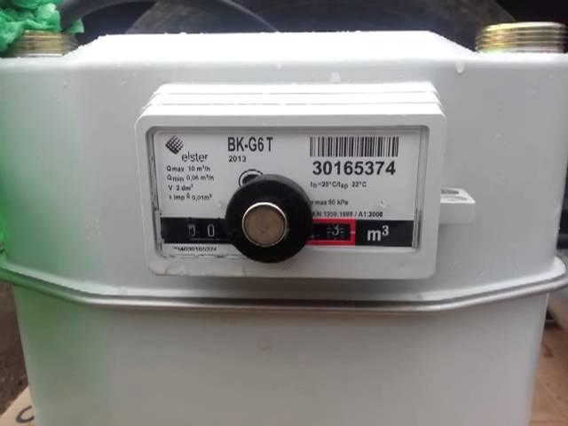 Как останавливать счетчик газа магнитом